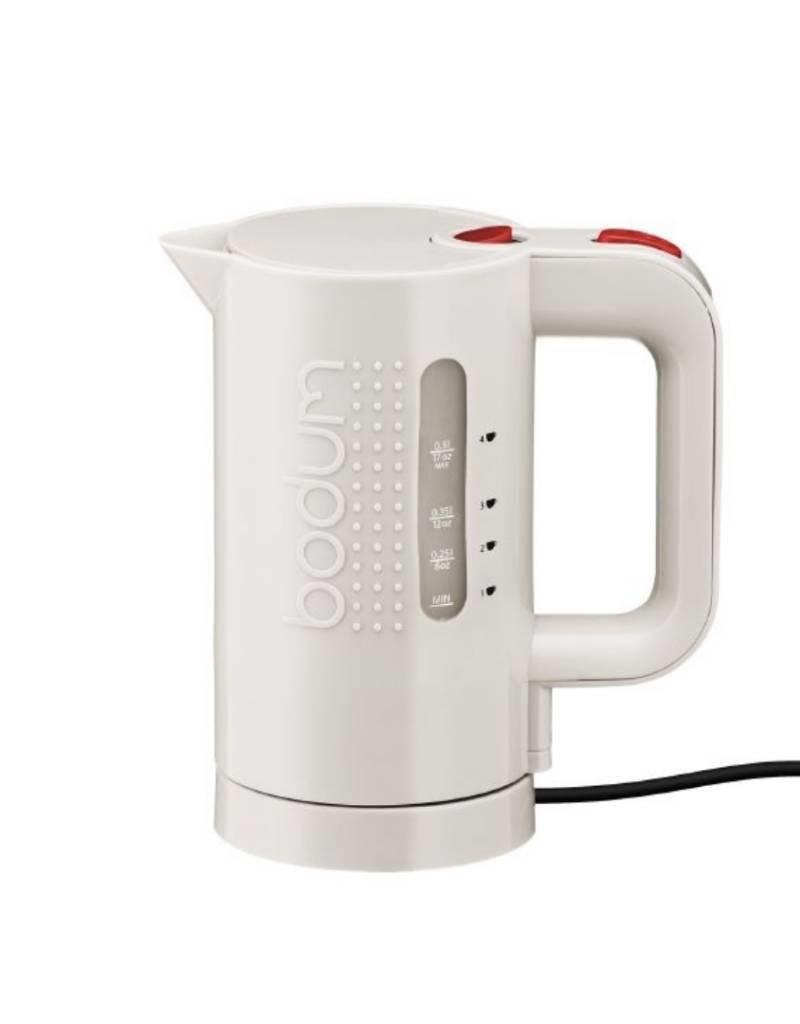 Bodum Bodum - Bistro Water Kettle, 0.5L, 17oz. - Off-White
