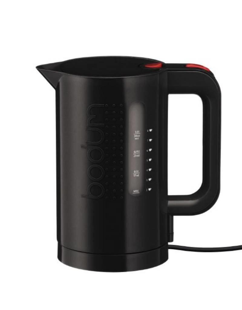 Bodum Bodum - Bistro Electric Water Kettle, 1L, 34 oz. - Black