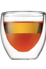 Bodum Bodum - Pavina Double Wall Glass,  0.08L, 2.5oz.