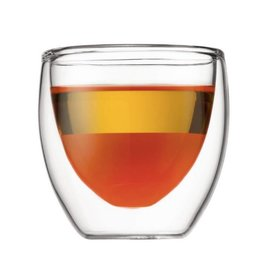 Bodum Bodum - Pavina Double Wall Glass,  0.08L, 2.5oz.