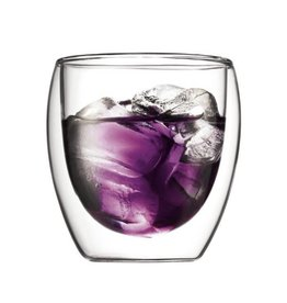 Bodum Bodum - Pavina Double Wall Glass, 0.25L, 8 oz.