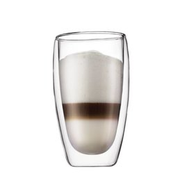 Bodum Bodum - Pavina Double Wall Glass, 0.45L, 15 oz