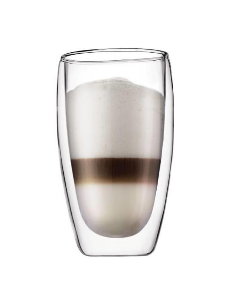 Bodum Bodum - Pavina Double Wall Glass, 0.45L, 15 oz
