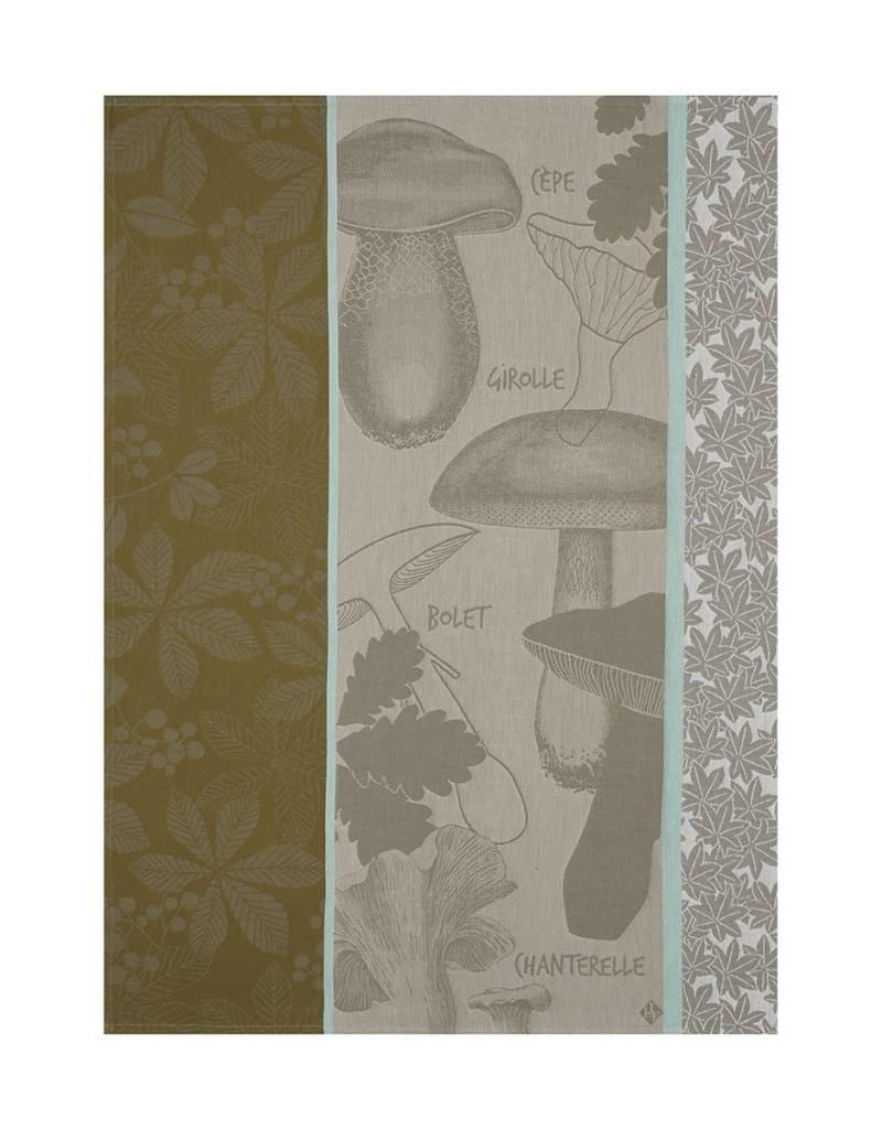 Le Jacquard Français Le Jacquard Français - Tea towel Poêlée d'automne Grey 60x80