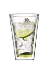 Bodum Bodum - Canteen Double Wall Glass , 2pcs, 0.4L, 13.5 oz.