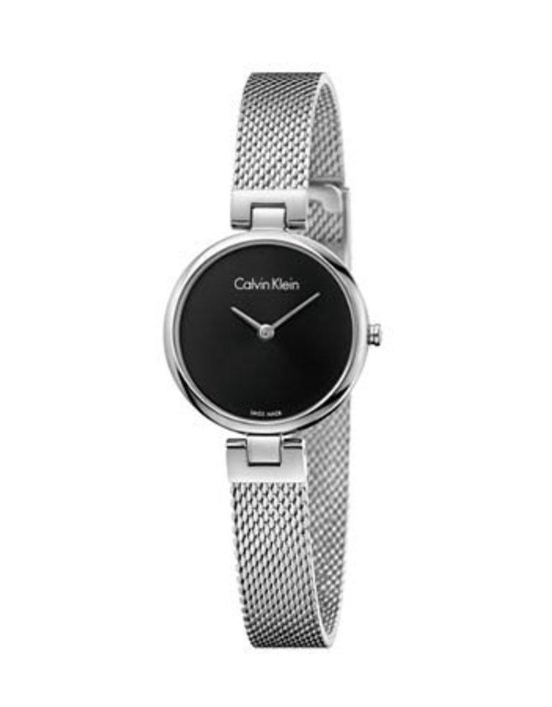 Calvin Klein Calvin Klein - Woman Authentic Stainless Steel Mesh Watch