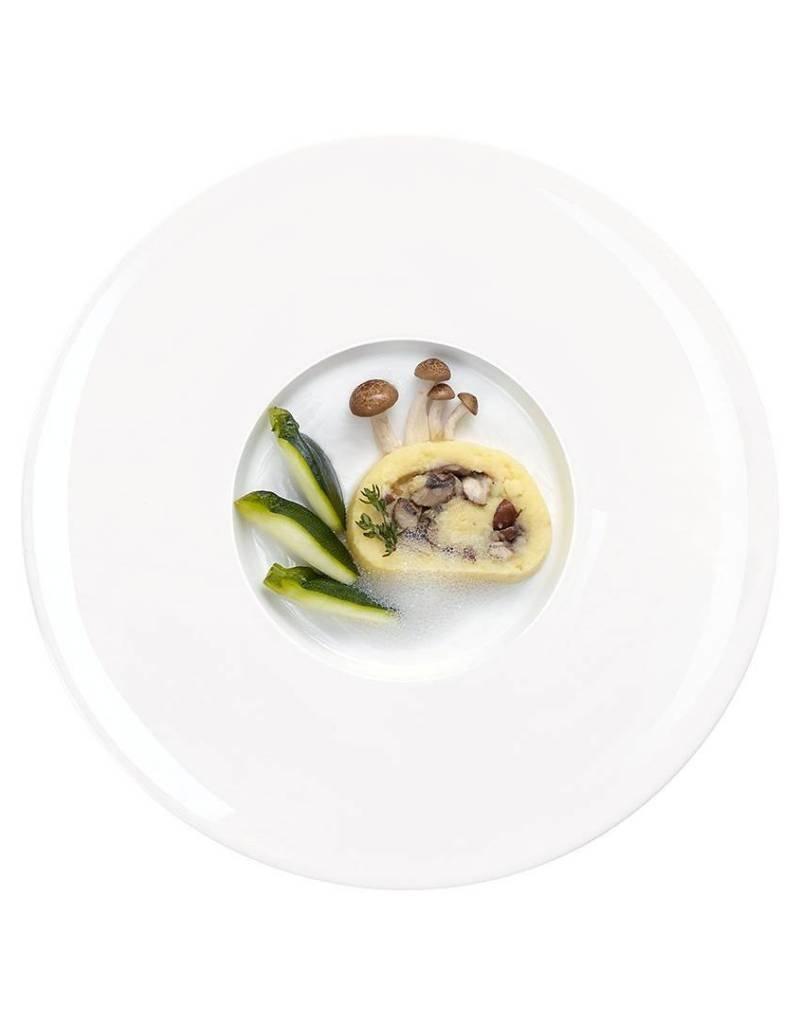 ASA ASA - A Table  - Gourmet Plate with Rim d. 31 cm