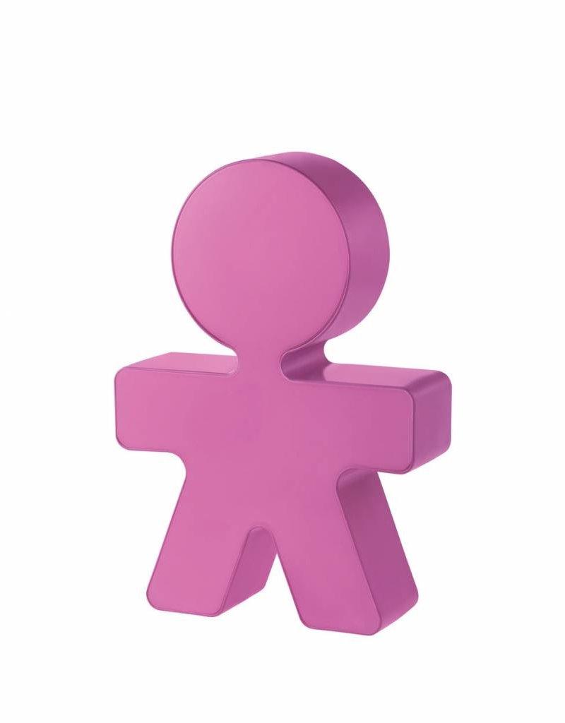 Alessi Alessi - Girotondo Table Lamp  Pink