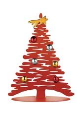 Alessi Alessi - Arbre de Noël en Acier Rouge