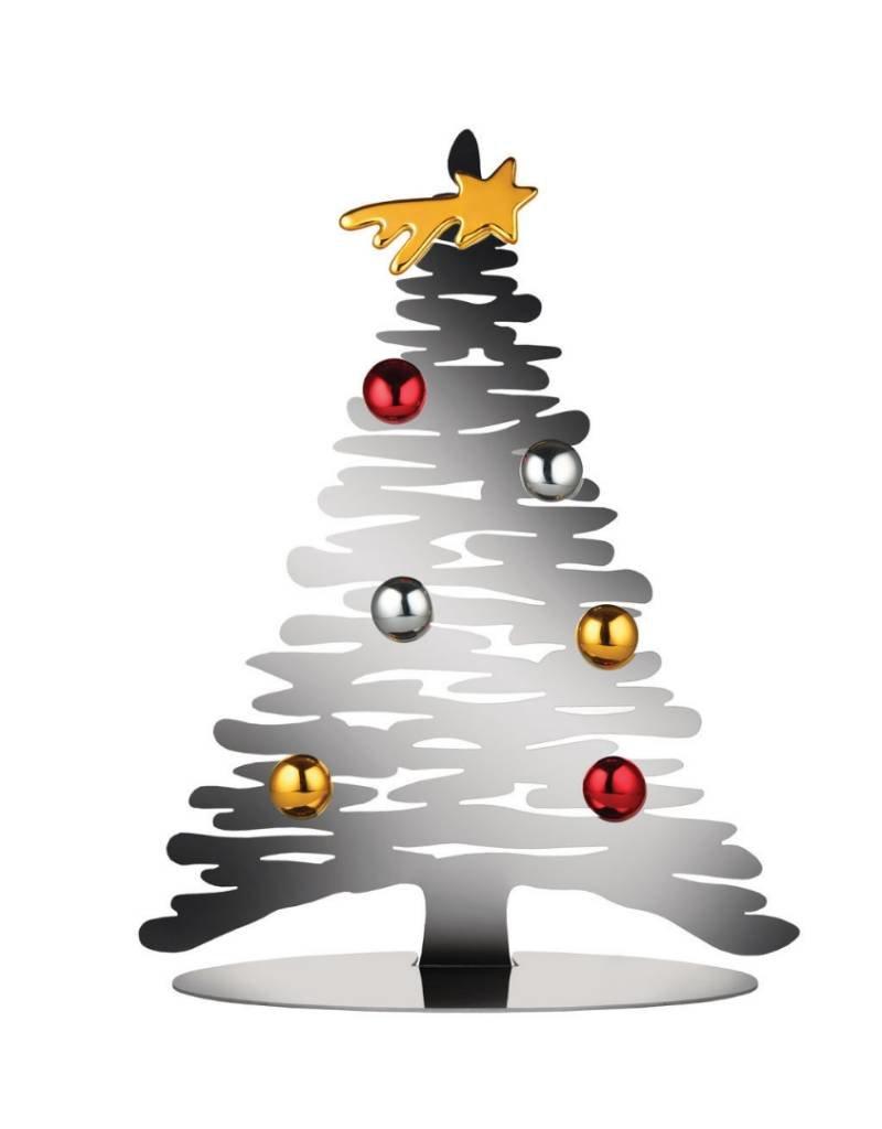 Alessi Alessi - Arbre Noel Bark Christmas Tree in Steel AISI 430