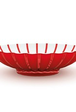 Guzzini Guzzini - Grace Centerpiece/Fruit Bowl Red