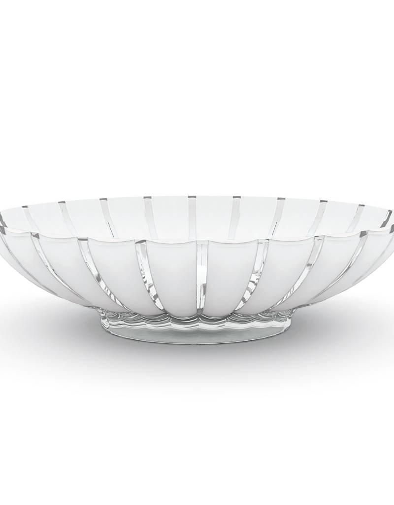 Guzzini Guzzini - Grace Centerpiece/Fruit Bowl Transparent