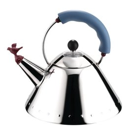 Alessi Alessi - Kettle Blue Handle by Michael Graves