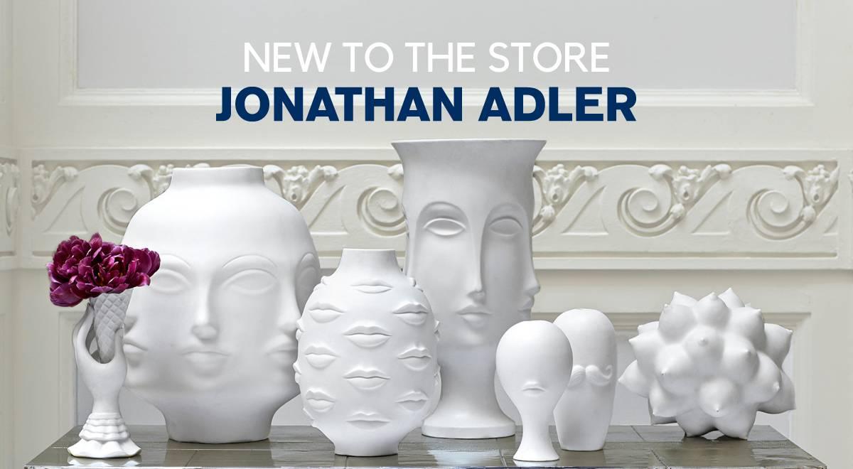 NEW: Jonathan Adler