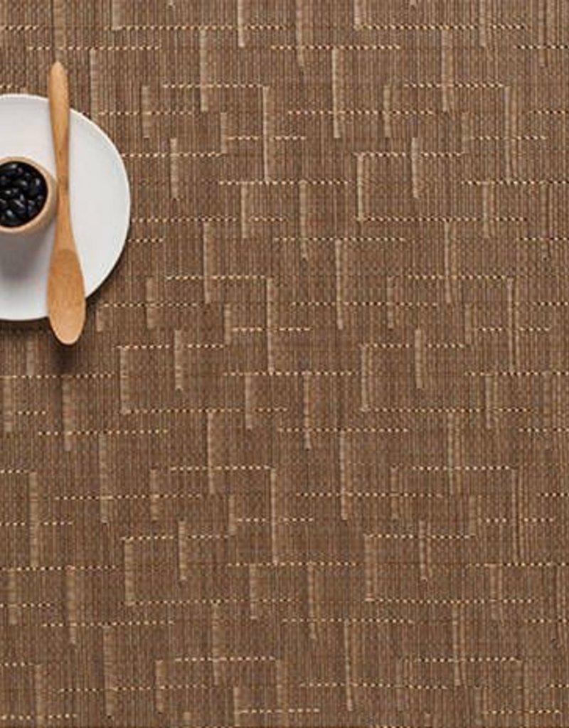 Chilewich Chilewich - Bamboo Napperon Amber 14x19
