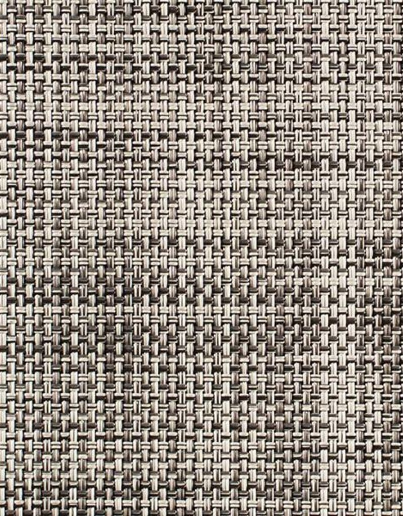 Chilewich Chilewich - Mini Basketweave Napperon Gravel 14x19