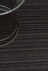 Chilewich Chilewich - Tapis Skinny Stripe Shag Steel 36x60