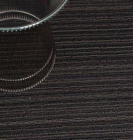 Chilewich Chilewich - Skinny Stripe Shag Steel 24x36