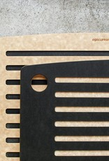Epicurean Epicurean - Slate/Natural Bread Board 18x10