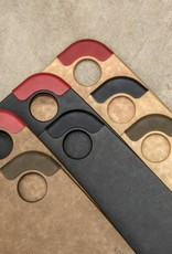 Epicurean Epicurean - Nat/Red Nonslip Series Cutting Board18x13