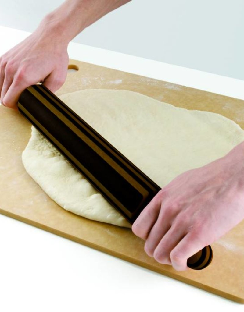 Epicurean Epicurean - Slate/Nutmeg Cascade Rolling Pin