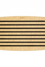 Epicurean Epicurean - Nat/Slat Bread Board Series Cutting Board 18X10