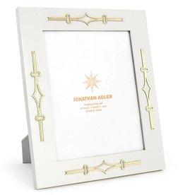 Jonathan Adler Jonathan Adler - Turner Frame White 8x10