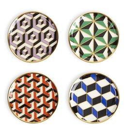 Jonathan Adler Jonathan Adler - Versailles Coasters