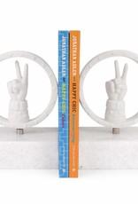 Jonathan Adler Jonathan Adler - Peace Bookend Set