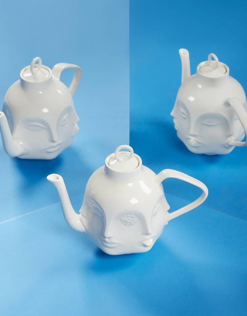 Jonathan Adler Jonathan Adler - Dora Maar Tea Pot White
