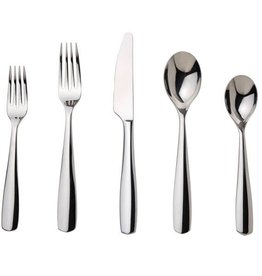 NAMBE Nambe - Fjord 5-Piece Place Setting