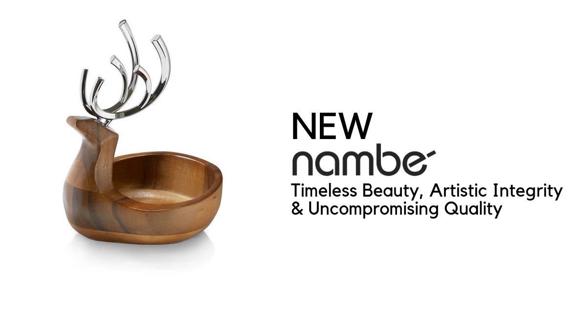 NEW: Nambé