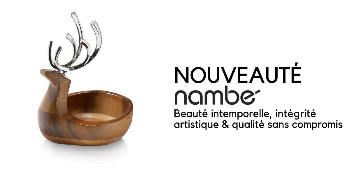 NOUVEAUTÉ : Nambé