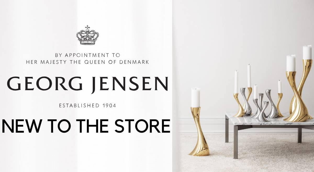 NEW: Georg Jensen