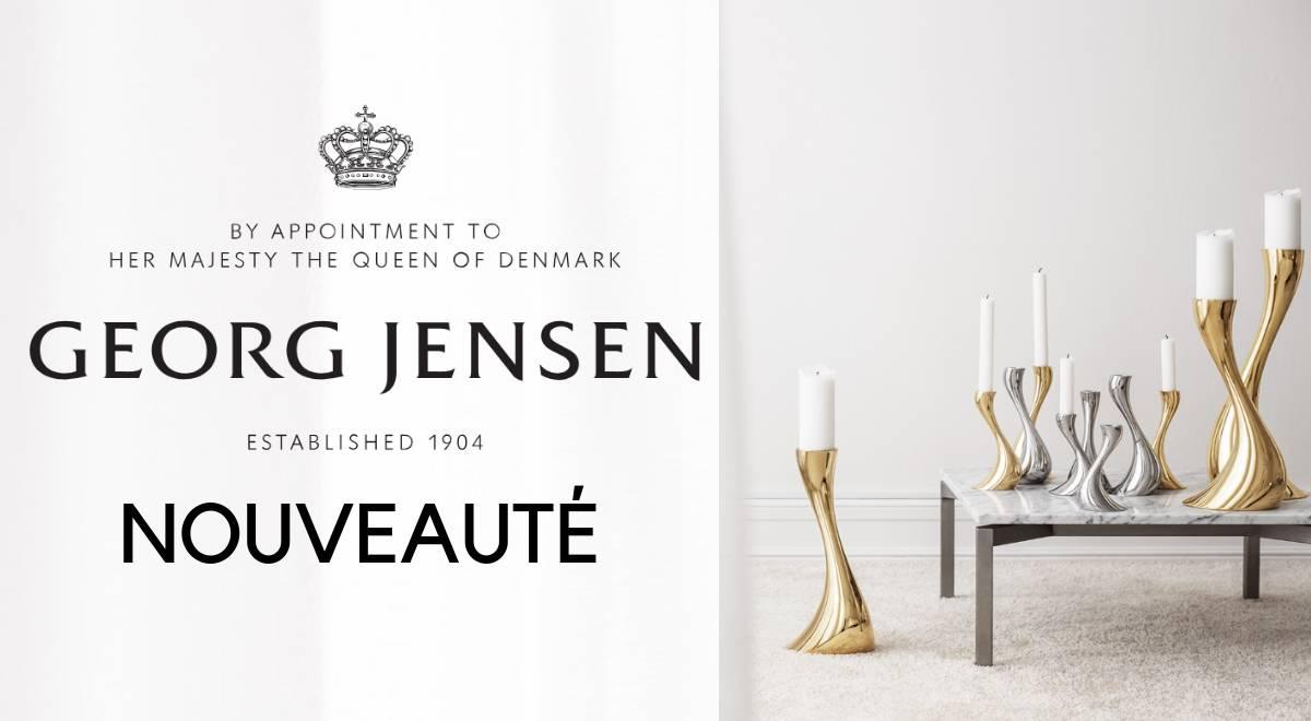 NOUVEAUTÉ : Georg Jensen