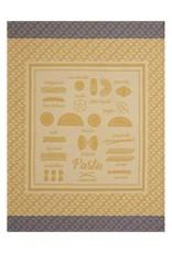 Le Jacquard Français Le Jacquard Francais - Torchon Pasta Wheat