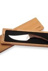LAGUIOLE en Aubrac LAGUIOLE en Aubrac - Buron Cheese Knife Olivewood