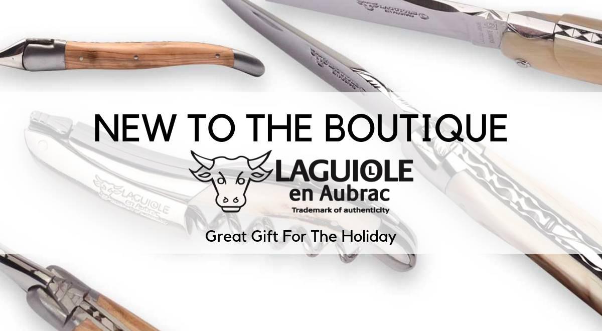 NEW: Laguiole en Aubrac