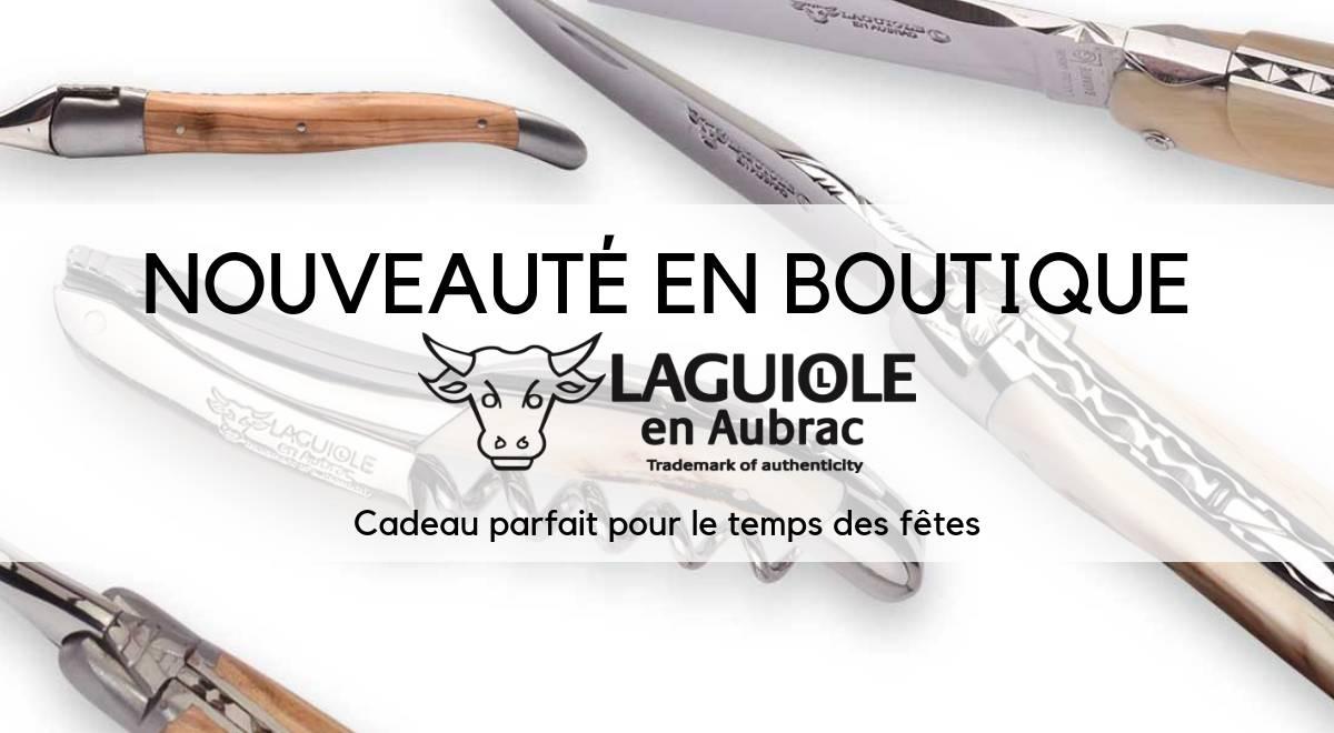NOUVEAUTÉ : Laguiole en Aubrac