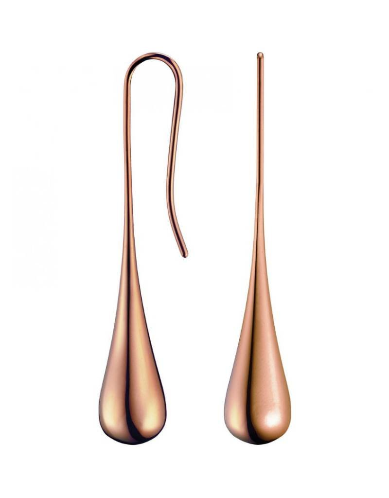 Calvin Klein Calvin Klein - PVD Rose Plating Closed Earrings