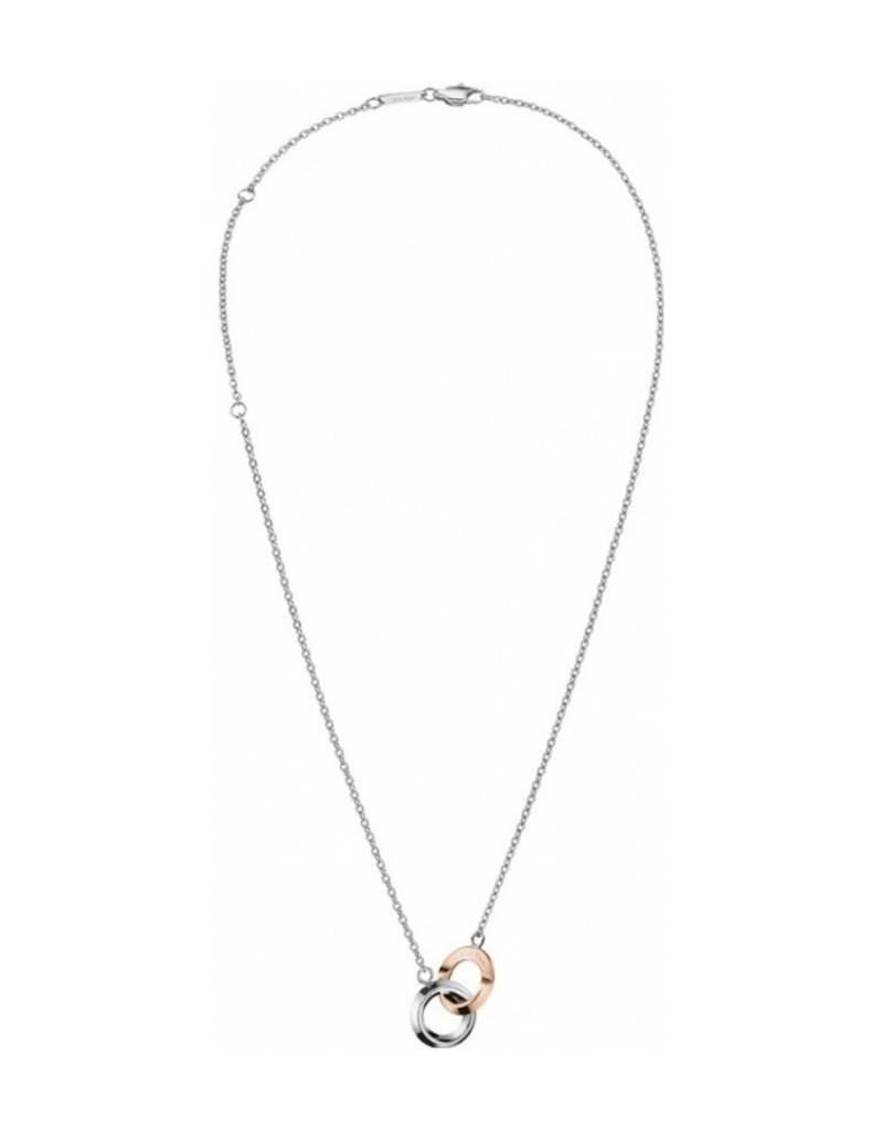 Calvin Klein Calvin Klein - PVD Rose Plated  Beauty Necklace