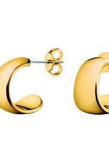 Calvin Klein Calvin Klein - Gold Plated Informal Earrings
