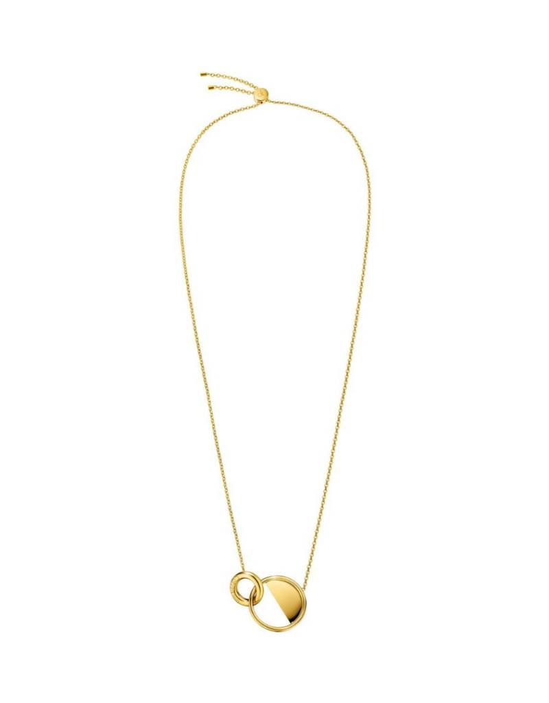 Calvin Klein Calvin Klein - Gold Plated Locked Necklace