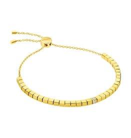 Calvin Klein Calvin Klein - Gold Plated Tune Bracelet