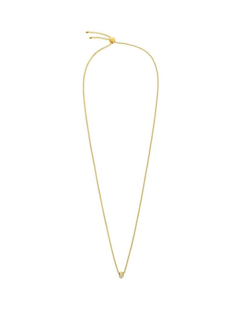 Calvin Klein Calvin Klein - Gold Plated Brilliant Necklace