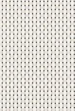 Chilewich Chilewich - Napperon Basketweave 14x19 Blanc