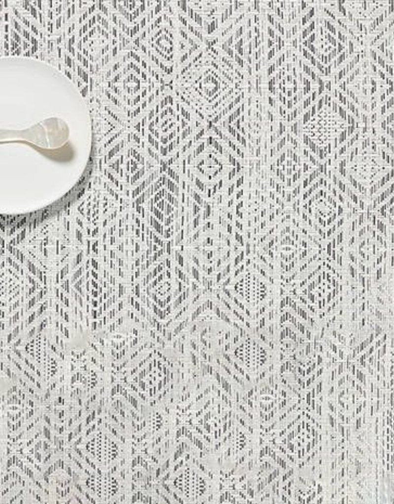 Chilewich Chilewich - Mosaic Placemat White/Black