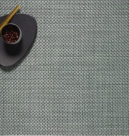 Chilewich Chilewich - Napperon Basketweave 14x19 Jade
