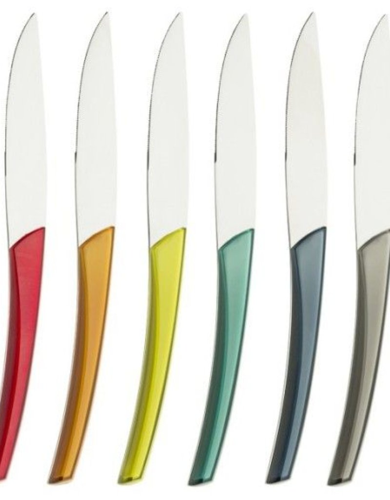Guy Degrenne Guy Degrenne - Steak Knives Set of 6
