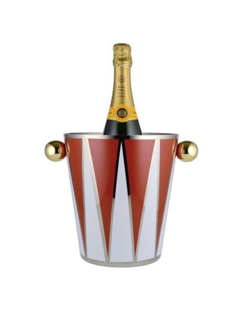 Alessi Alessi - Wine & Champagne Cooler